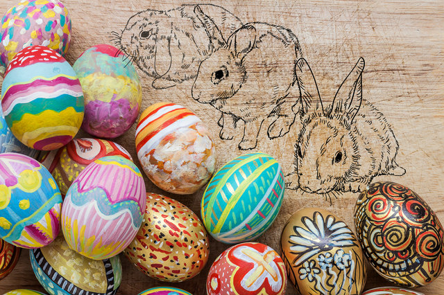 Easter Day is on 27th March!